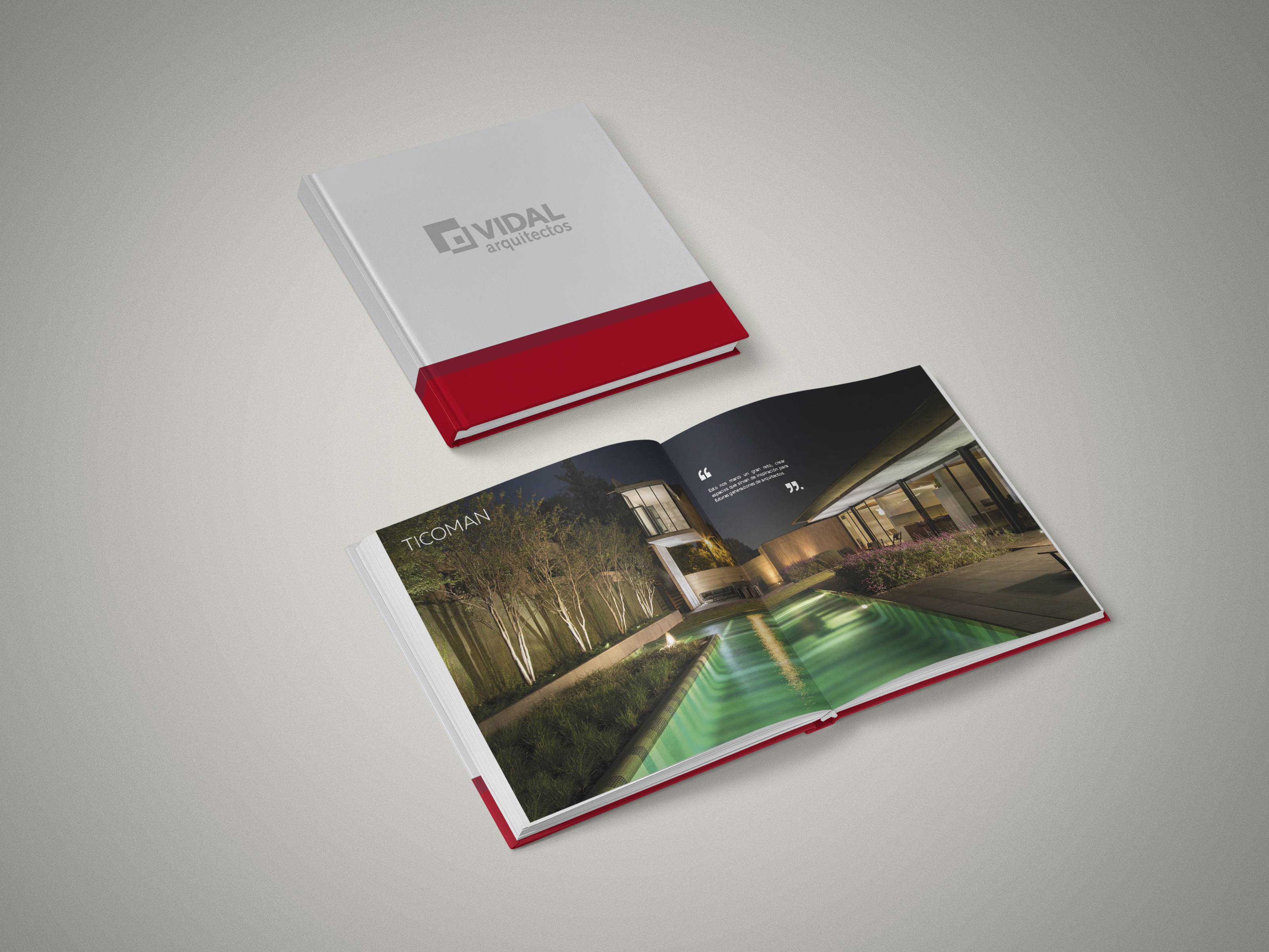 Square book mockup   by punedesign